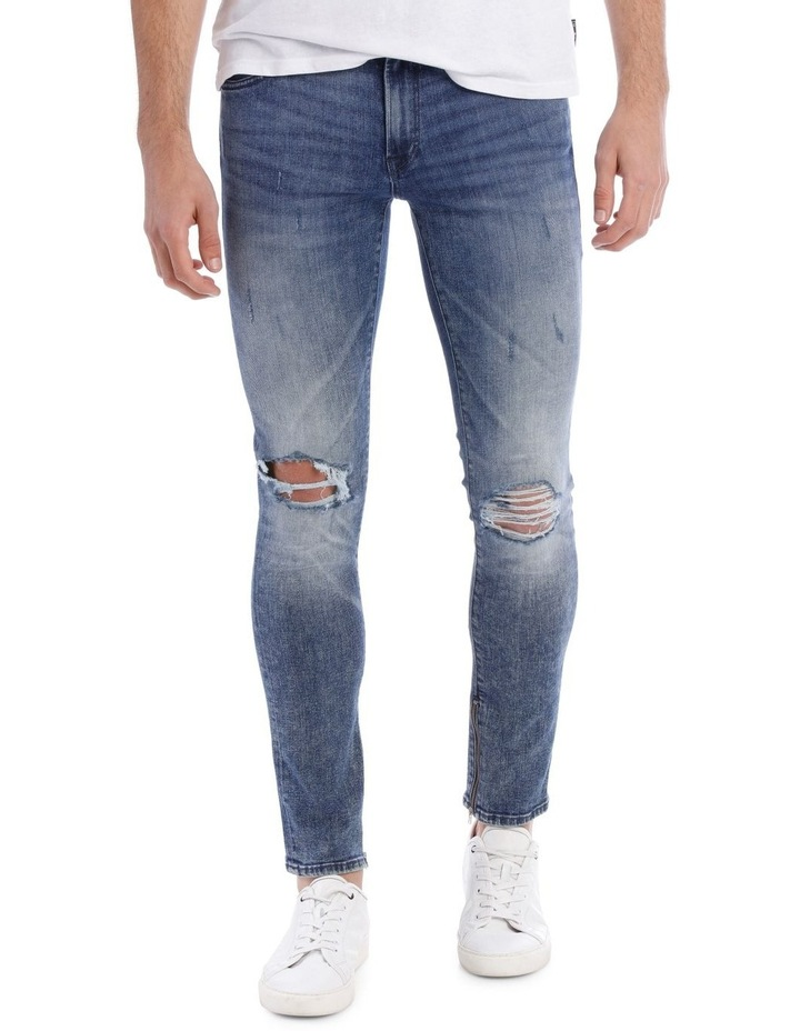 Liam Original Am 798 Super Stretch Skinny Fit Jeans image 1