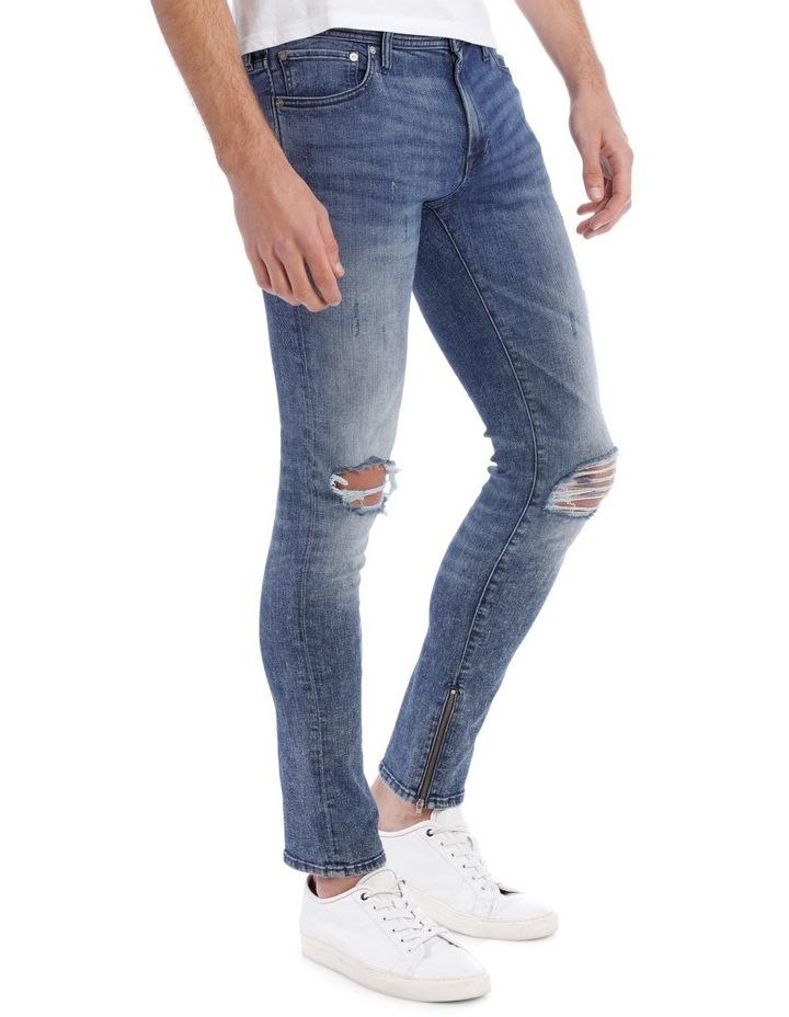 Liam Original Am 798 Super Stretch Skinny Fit Jeans image 2