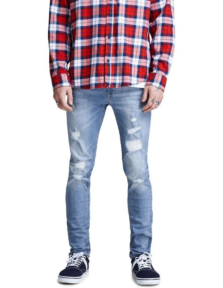 Liam Original Blue Denim Jeans image 1