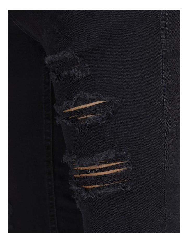 Liam Original Black Denim Jeans image 3