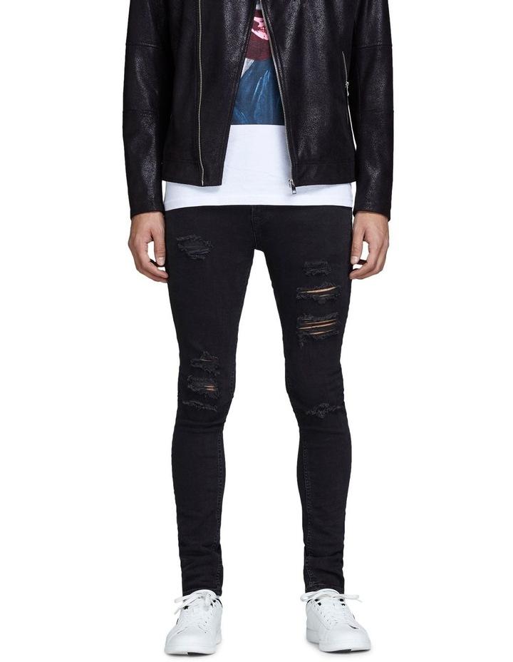 Liam Original Black Denim Jeans image 4