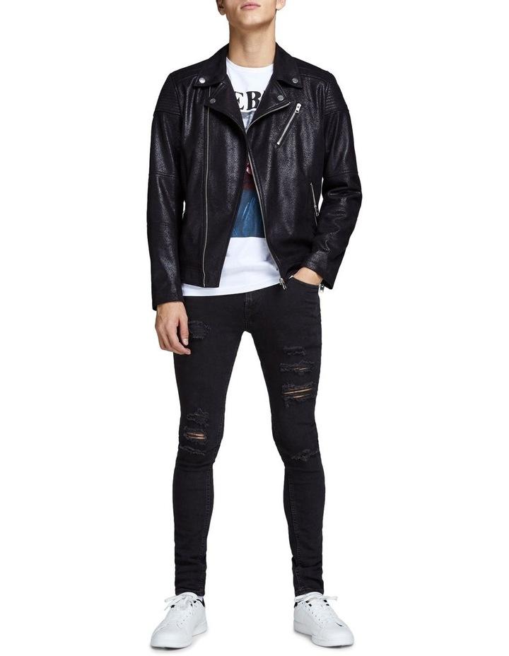Liam Original Black Denim Jeans image 5