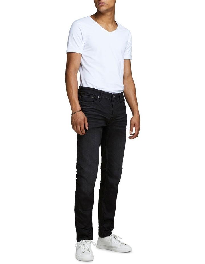 Mike Original Indigo Knit Jeans image 3