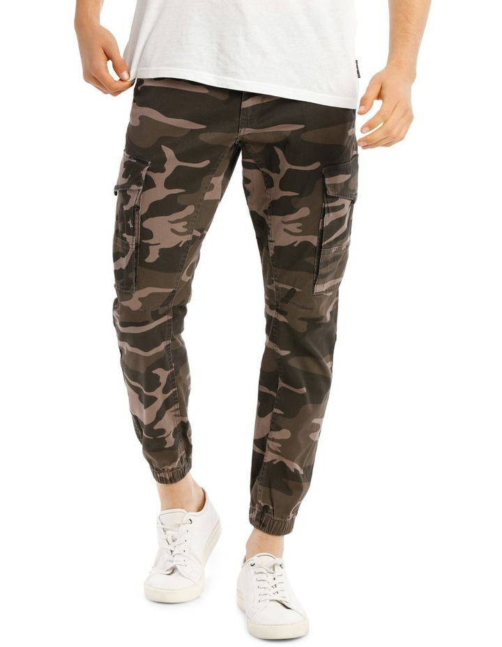 Paul Flake Camo Pants image 1