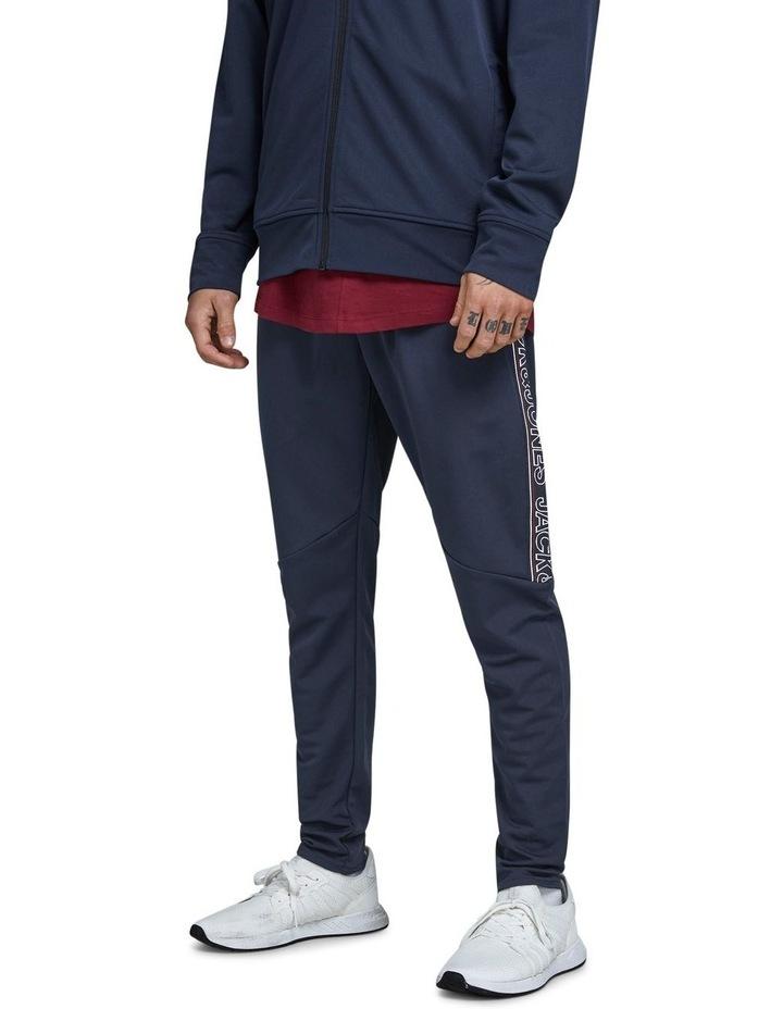Navy Blue Sweatpants image 3