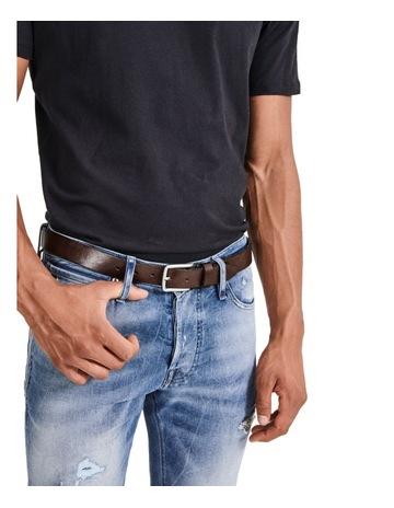 407dc04a5b6a Jack   Jones Lee Leather Belt