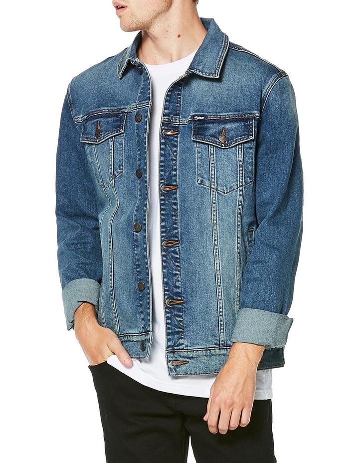 Denim Jacket Blue Riot image 1