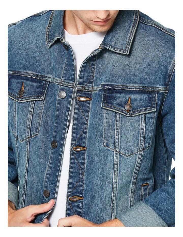 Denim Jacket Blue Riot image 4