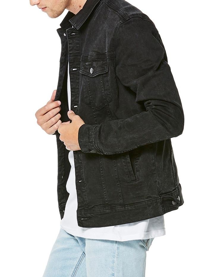 Denim Jacket Black Thunder image 3