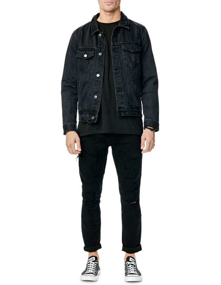 A Denim Jacket image 1