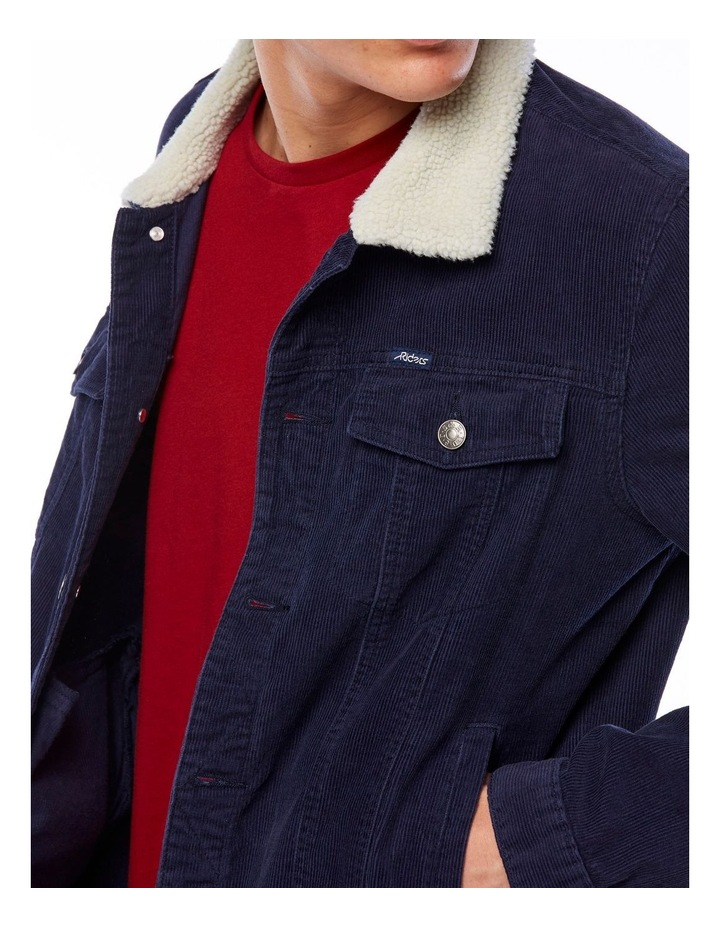 Cordouroy Sherpa Jacket image 2