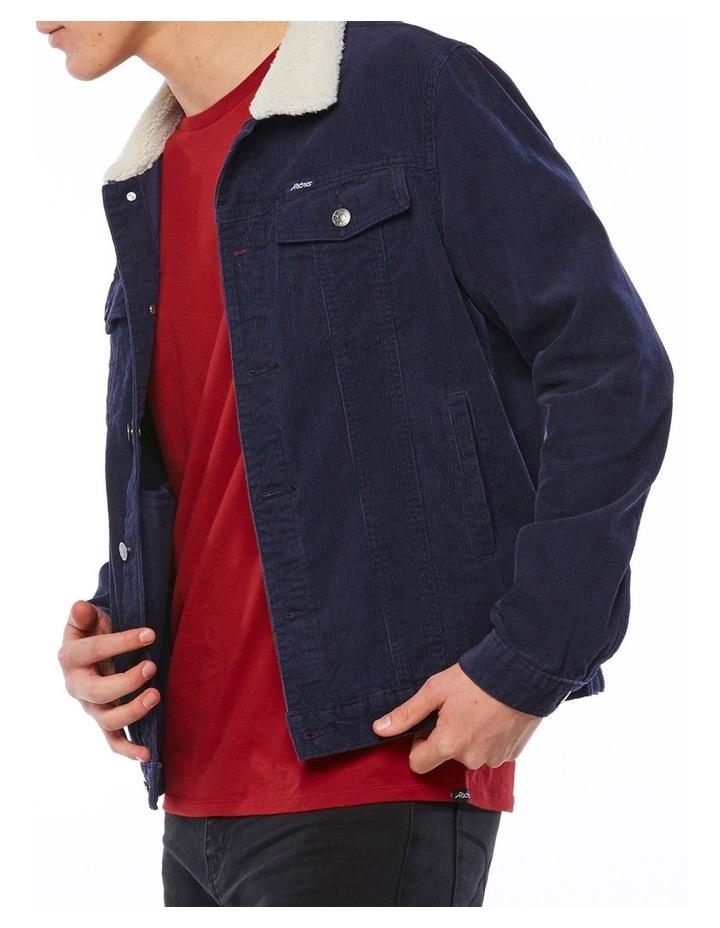 Cordouroy Sherpa Jacket image 3