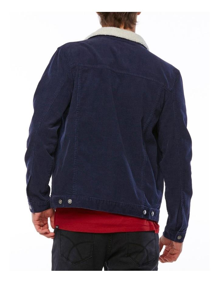 Cordouroy Sherpa Jacket image 4