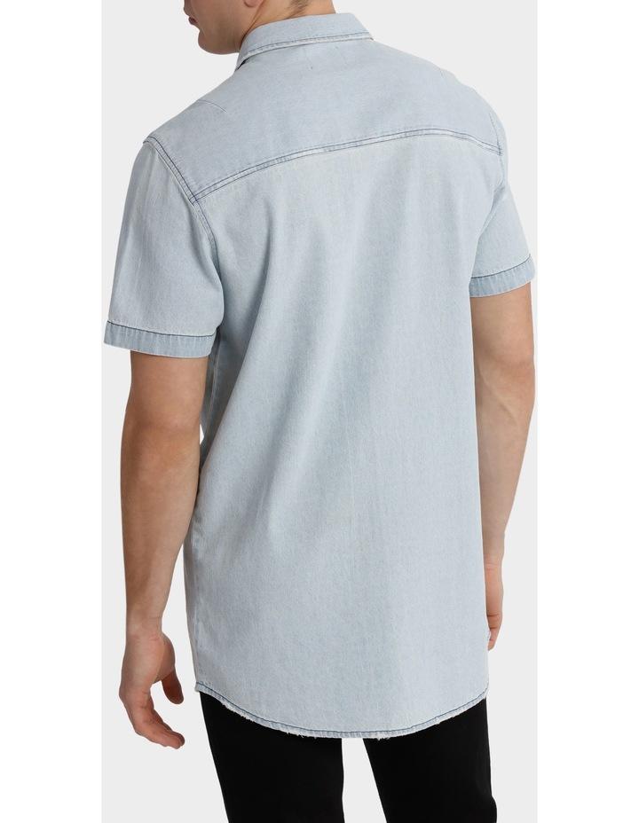 A Ss Trash Denim Shirt image 3