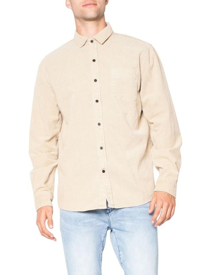 Zee Long Sleeve Cord Shirt image 1