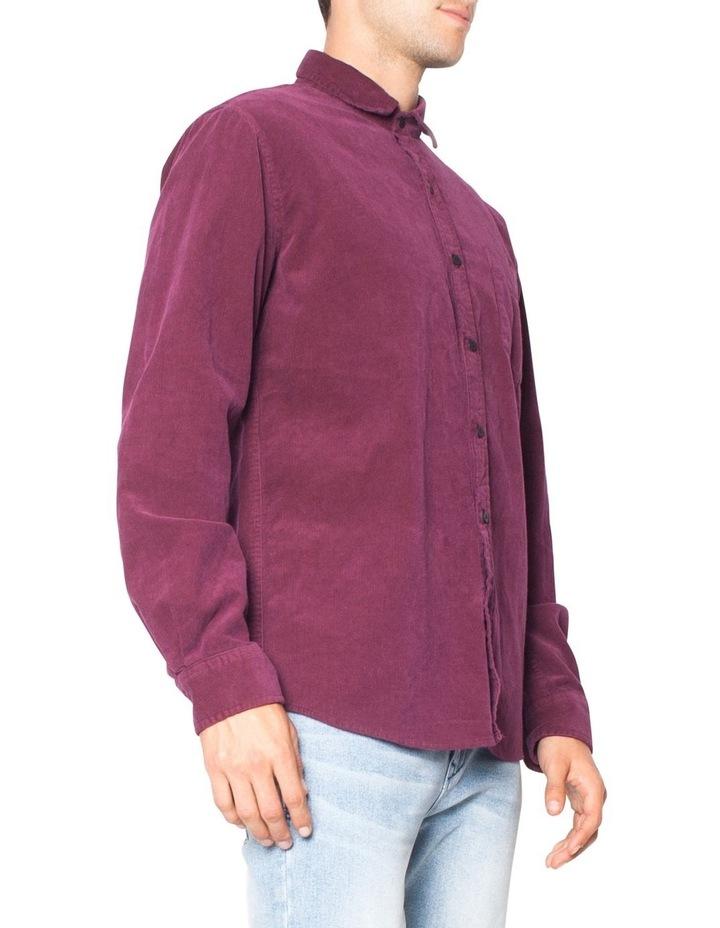 Zee Long Sleeve Cord Shirt image 2