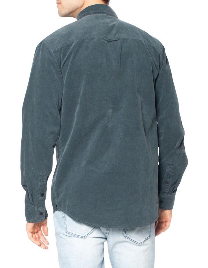 Zee Long Sleeve Cord Shirt image 3