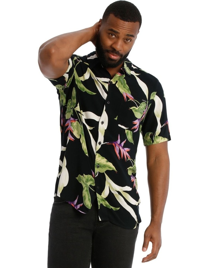 A Resort Shirt - Jungle Drum image 1