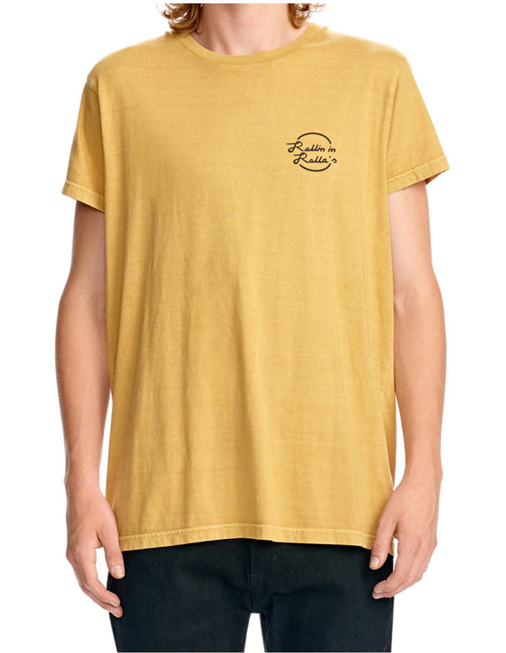 Rollin' In Tee Gold image 1