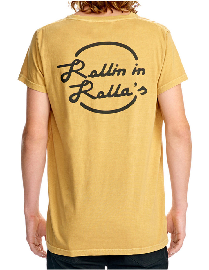 Rollin' In Tee Gold image 2