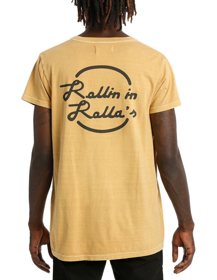Rollin' In Tee Gold image 3