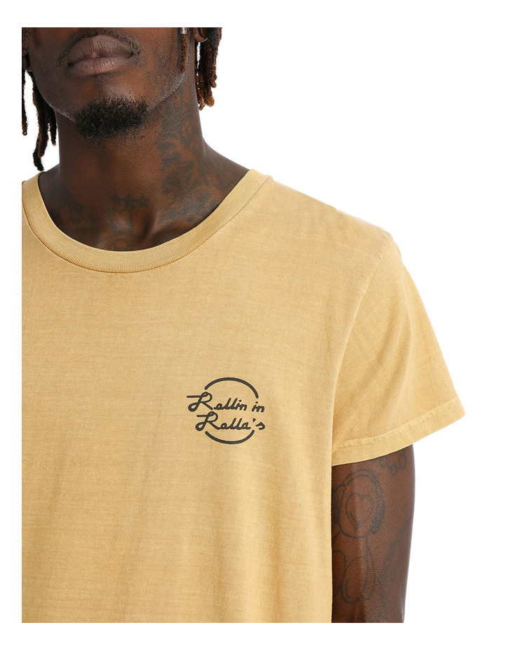 Rollin' In Tee Gold image 4
