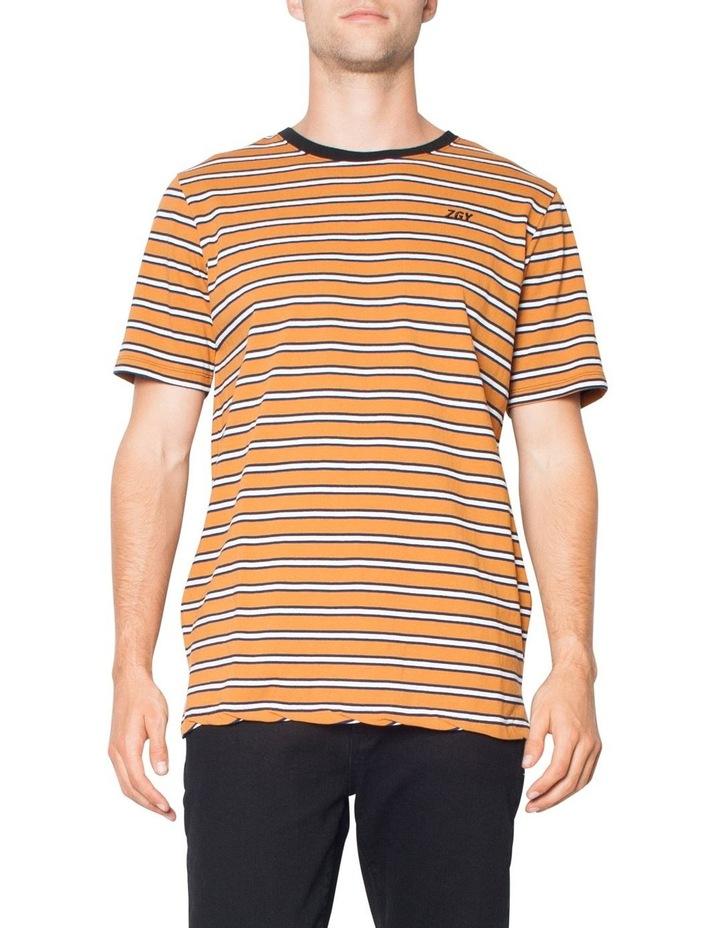 Zee Short Sleeve Stripe Tee image 1