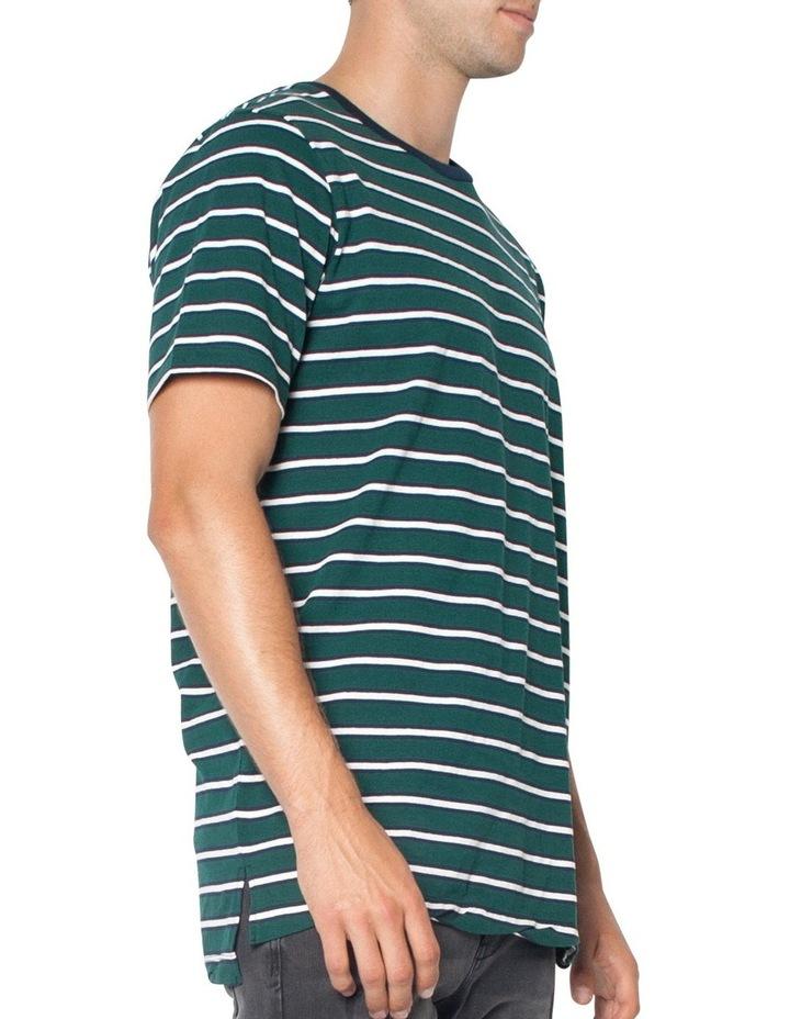 Zee Short Sleeve Stripe Tee image 2