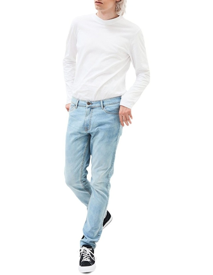 CLARK SLIM TAPERED JEANS image 3
