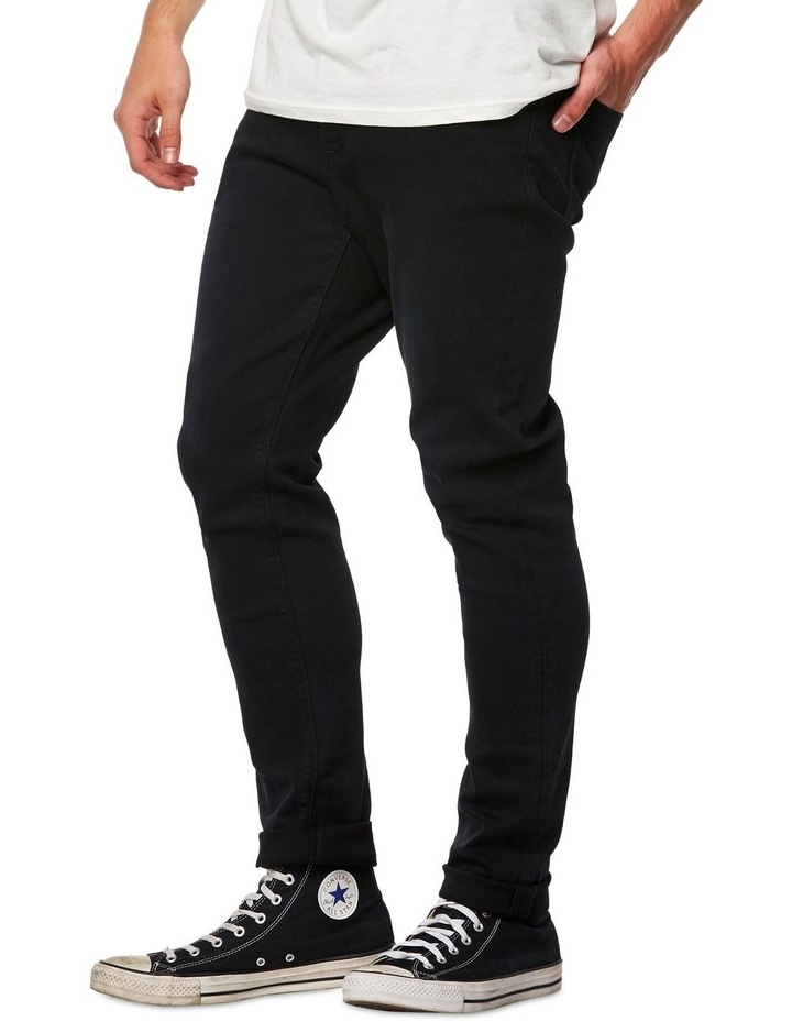 R3 Taper Jean Phase Black image 2
