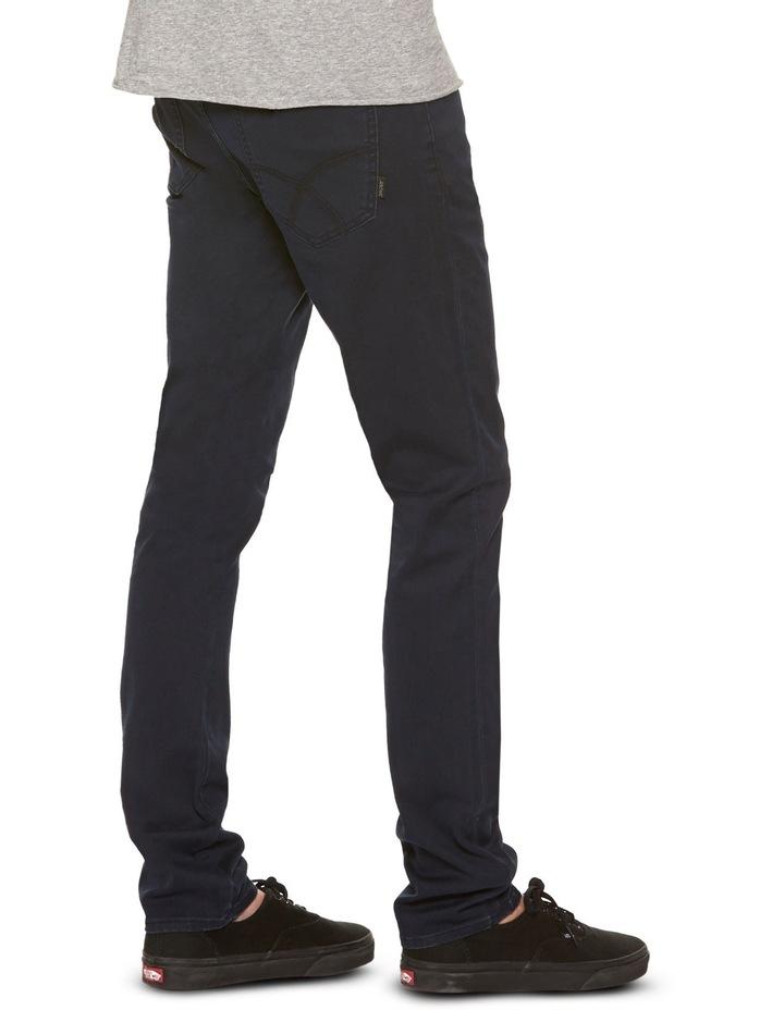 R2 Slim & Narrow Stretch Core Clean Rinse Jean image 3