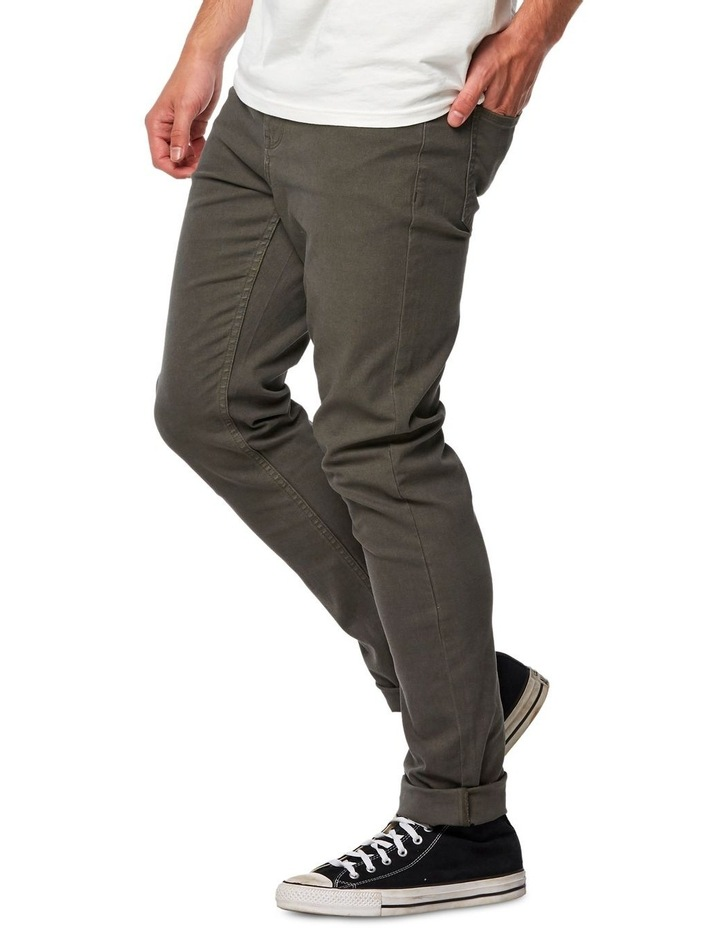 R2 Slim & Narrow Canvas Pant image 2