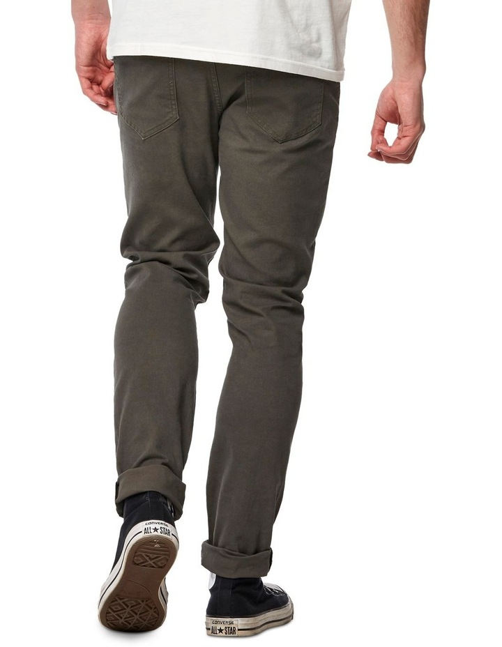 R2 Slim & Narrow Canvas Pant image 4