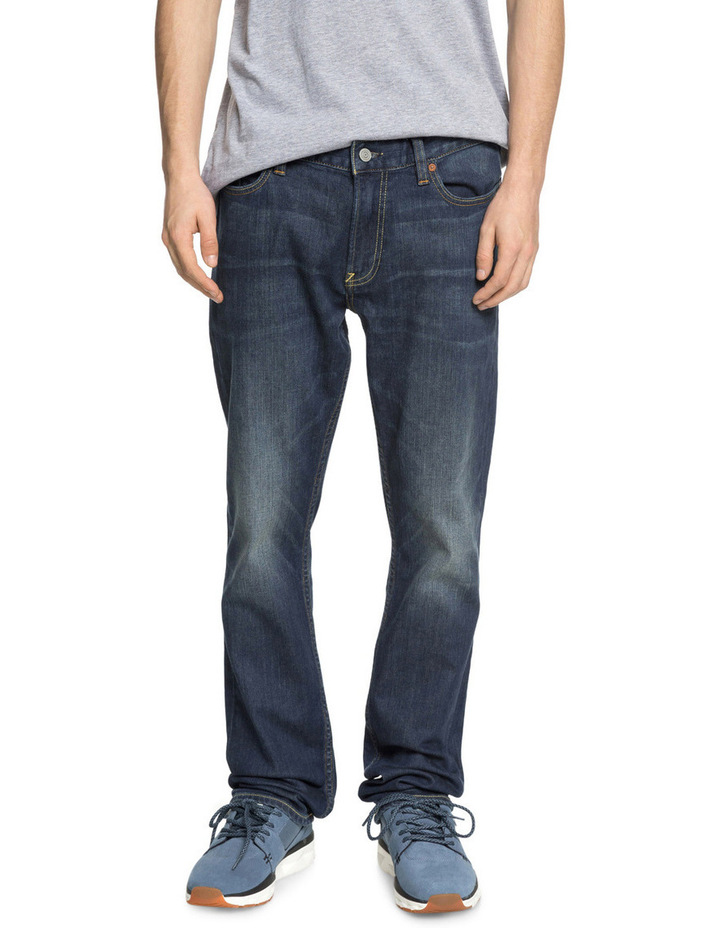 Worker Straight Stretch Jean image 1