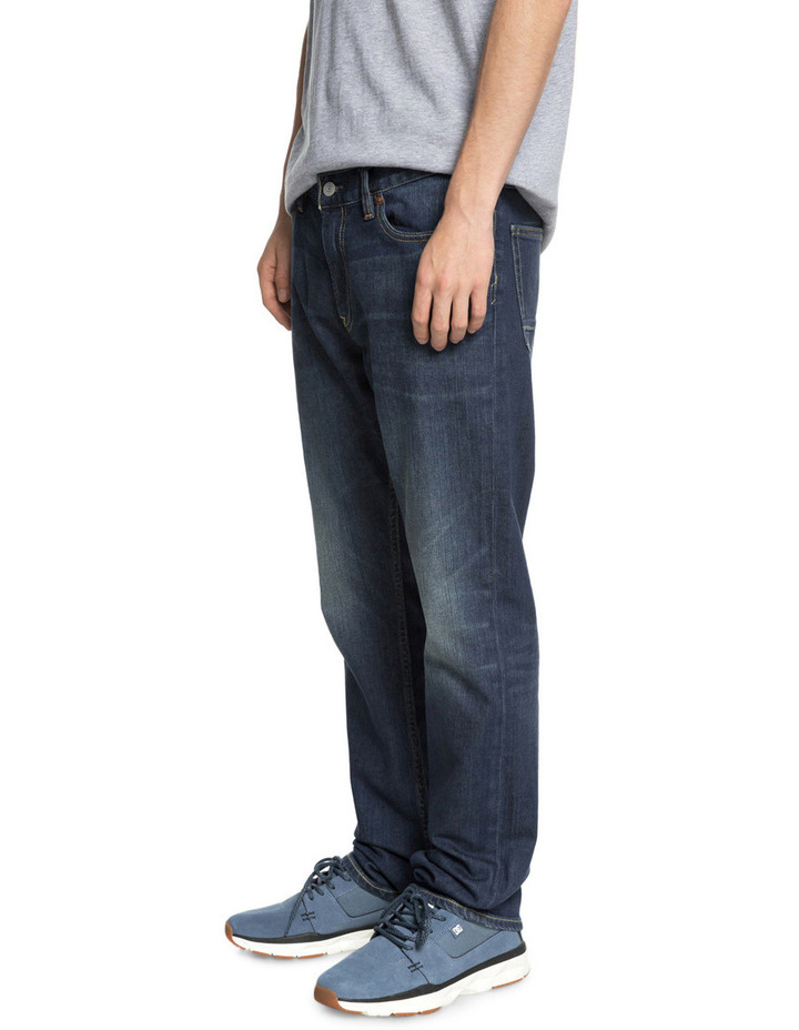 Worker Straight Stretch Jean image 3