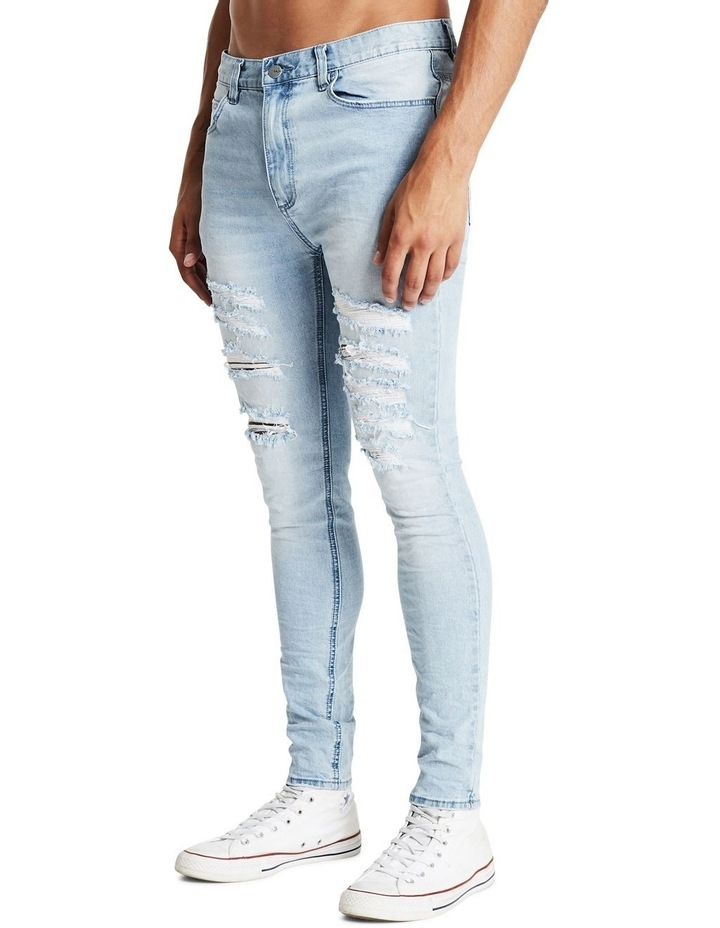 K1 Super Skinny Fit Jean image 6