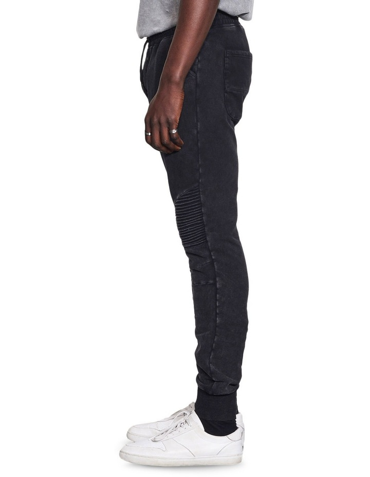 Bleecker Jogger Pant With Moto Knee Design image 6