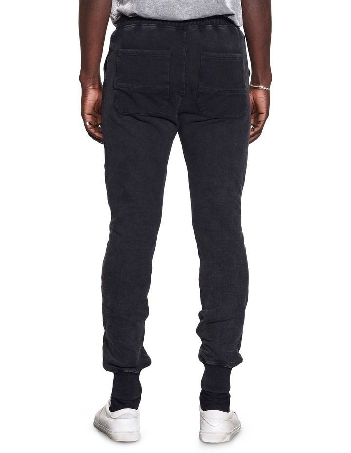 Bleecker Jogger Pant With Moto Knee Design image 8