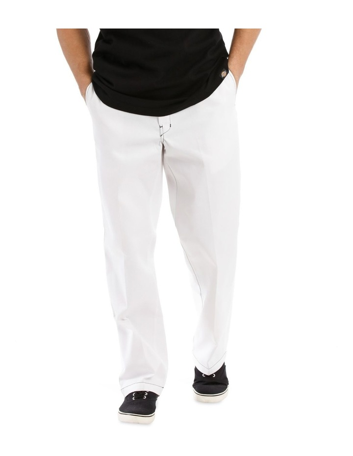 874 Pant With Contrast Stitching image 1