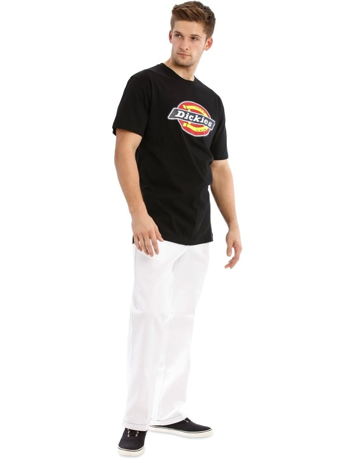 874 Pant With Contrast Stitching image 2