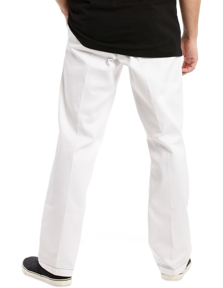 874 Pant With Contrast Stitching image 3