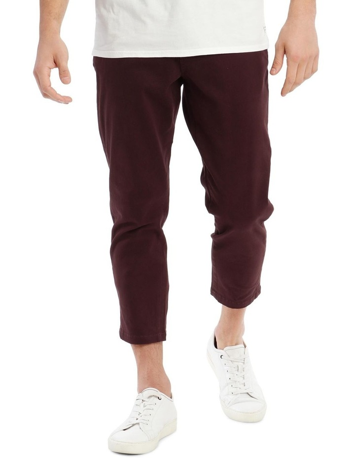 Downtown Pants - Plum image 1