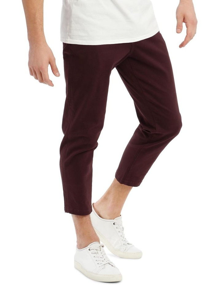 Downtown Pants - Plum image 2