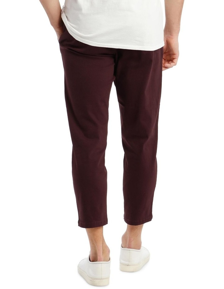 Downtown Pants - Plum image 3
