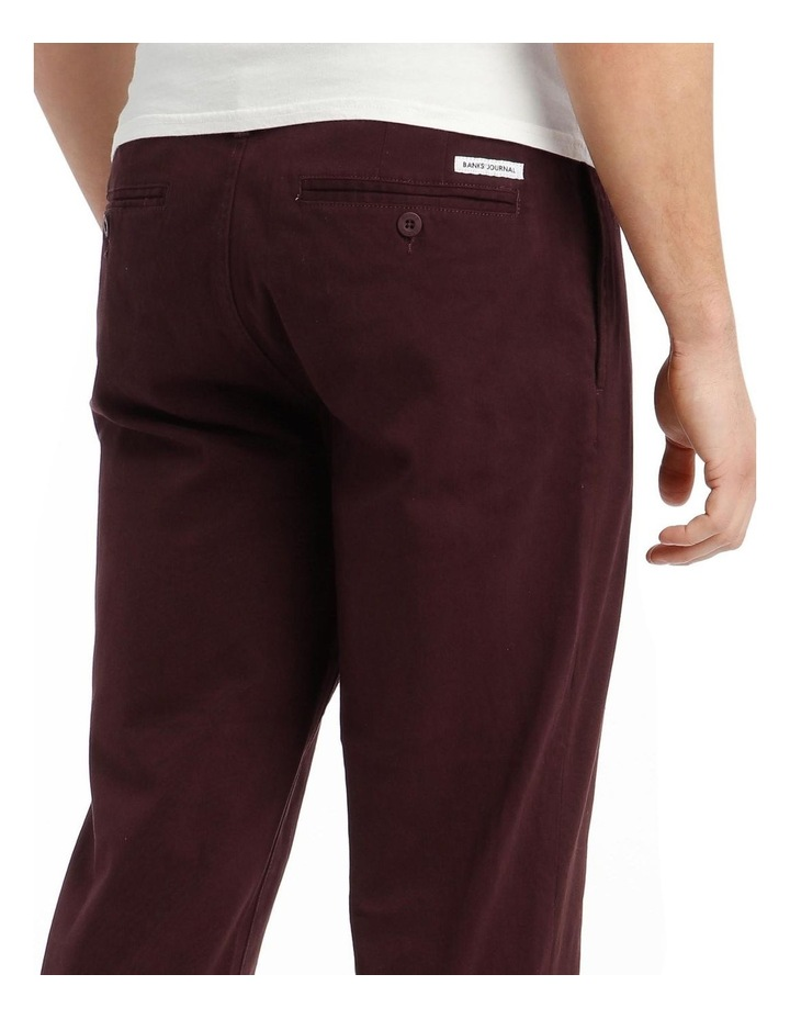 Downtown Pants - Plum image 4