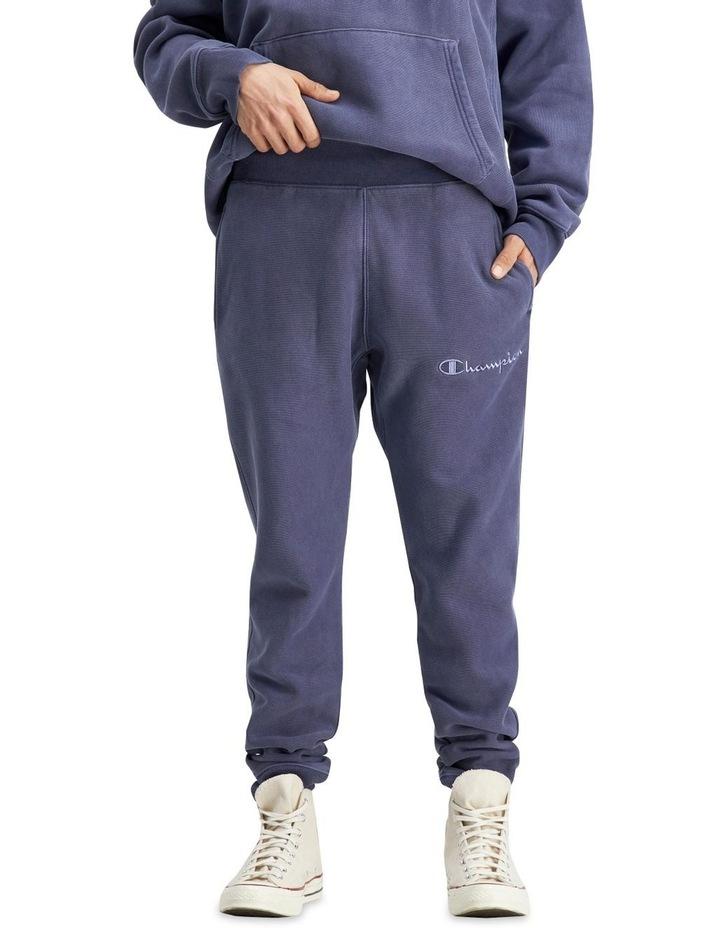 Reverse Weave Terry Garment Dye Slim Joggers image 1