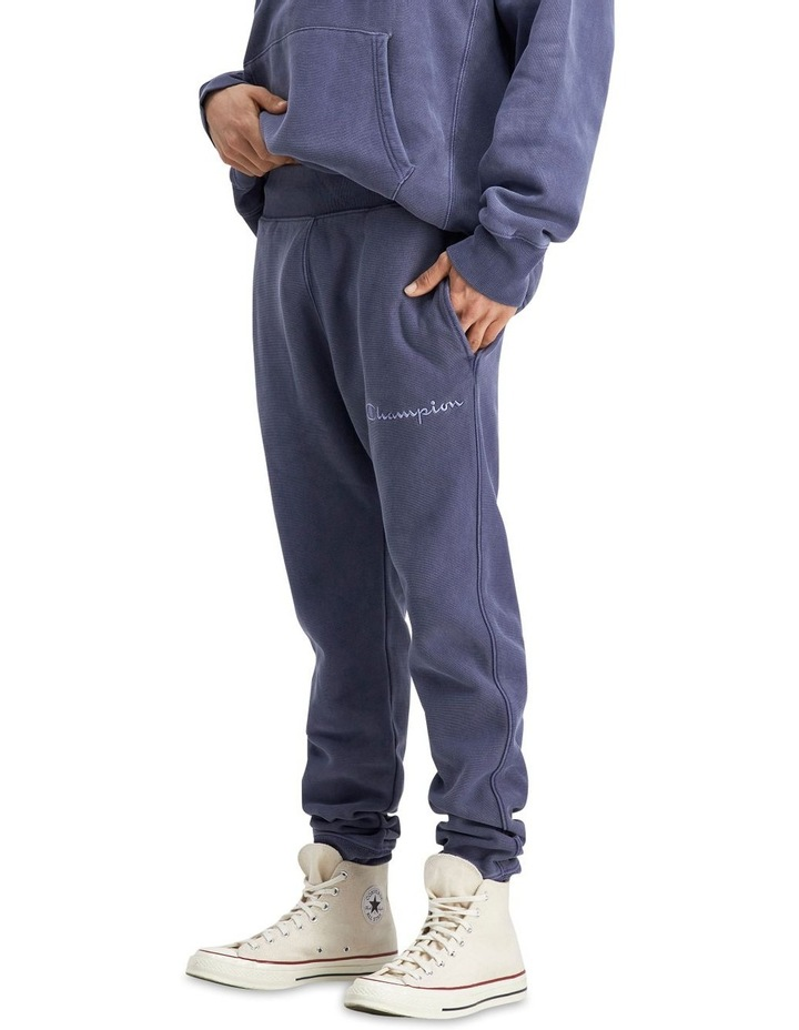 Reverse Weave Terry Garment Dye Slim Joggers image 2
