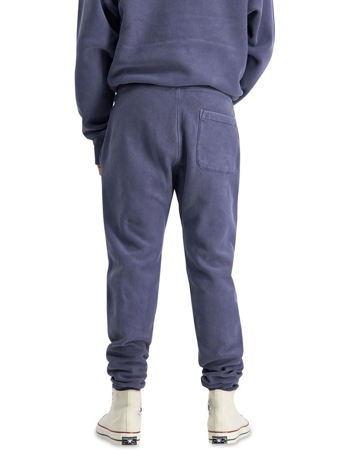 Reverse Weave Terry Garment Dye Slim Joggers image 3