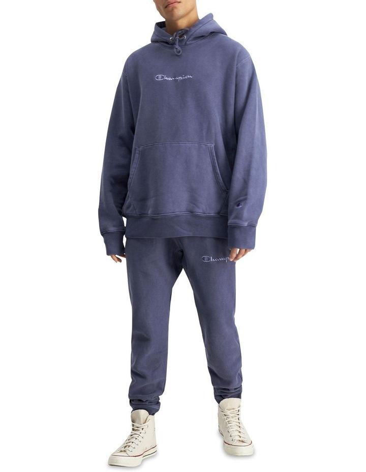 Reverse Weave Terry Garment Dye Slim Joggers image 4