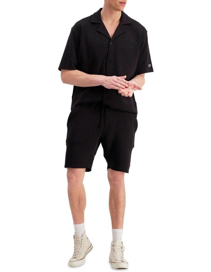 Re:Bound Waffle Shorts Black image 4